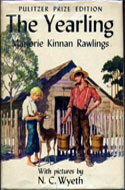 The Yearling by Marjorie Kinnan Rawlings, Illustrated by N.C. Wyeth
