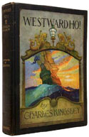 Westward Ho! by Charles Kingsley, Illustrated by N.C. Wyeth