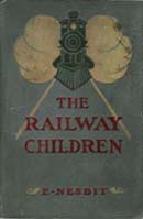 The Railway Children by E Nesbit 1906 1st American Edition