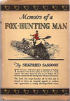 US First Edition 1929 Fox-Hunting Man