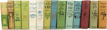 Wizard of Oz Firsts by L. Frank Baum
