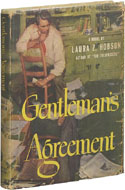 Gentleman�s Agreement by Laura Z. Hobson