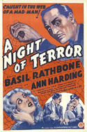 A Night of Terror and other 1900-1939 movie posters