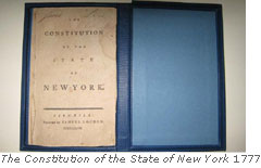 The Constitution of New York 1777
