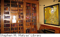 Stephen M. Matyas' Library
