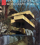 Frank Lloyd Wright monograph - 1924-1936  the Complete Works Volume 5