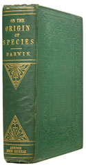 The Origin of Species by Charles Darwin - UK First Edition