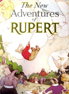 Rupert Annual by Alfred Bestall