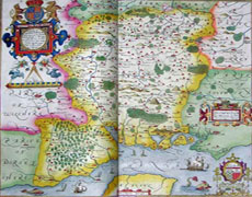 An Atlas of England and Wales - 1579