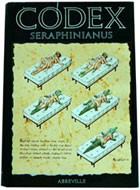 Codex Seraphinianus by Luigi Serafini is considered one of the  strangest books ever published.