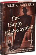 The Happy Highwayman by Leslie Charteris
