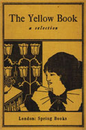The Yellow Book by John Lane