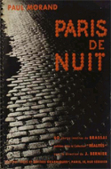 Paris de Nuit by Paul Morand