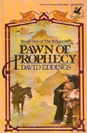 Book one of the Belgariad by David Eddings