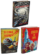 Isaac Asimov's Foundation Trilogy