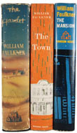 The Snopes Trilogy by William Faulkner