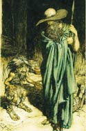 Siegfried And The Twilight Of The Gods by Arthur Rackham