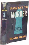 Pass Key to Murder by Blair Reed