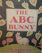 The ABC Bunny by Wanda Gag