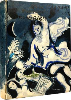 Drawings for the Bible by Marc Chagall