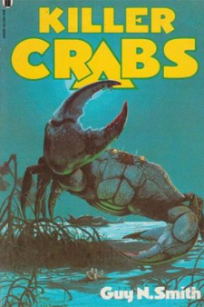 Killer Crabs by Guy N. Smith