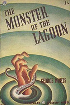 The Monster of the Lagoon by George F. Worts