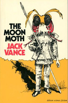 The Moon Moth and Other Stories by Jack Vance