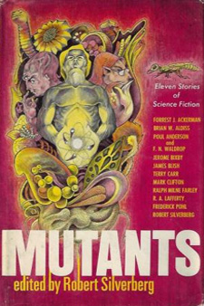 Mutants by Robert Silverberg (ed.)