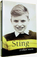Broken Music: A Memoir by Sting