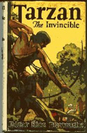 Tarzan the Invincible by Edgar Rice Burroughs