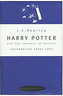 Harry Potter and the Philosopher's Stone; Harry Potter and the Chamber of Secrets; Harry Potter and the Prisoner of Azkaban by J.K. Rowling