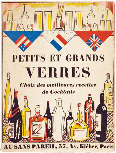 Petits et Grands Verres by Suzanne Laboureur and Nina Toye