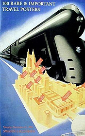 100 Rare & Important Travel Posters
