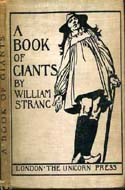 A Book of Giants written & illustrated by William Strang