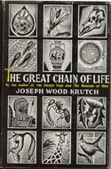 The Great Chain of Life by Joseph Wood Krutch & illustrated by Paul Landacre