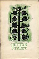 Hutton Street by Robert Lowry Wood & illustrated by James Flora