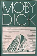 Moby Dick by Herman Melville & illustrated by Rockwell Kent
