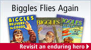 Biggles by W.E. Johns