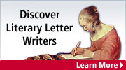 Discover Literary Letter Writers