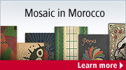 Mosaic in Morocco