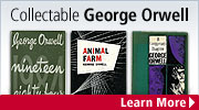 Collectible George Orwell