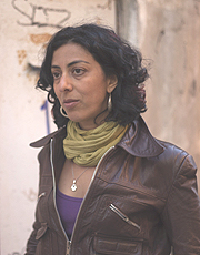 Ayelet Tsabari, author of The Best Place on Earth
