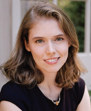 Madeline Miller, author of Song of Achilles