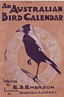 An Australian Bird Calendar by E.S. Emerson
