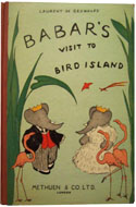 Babar's Visit to Bird Island by Dr. Laurent Brunoff