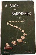 A Book of Baby Birds by B. Parker