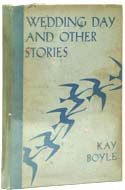 Wedding Day and Other Stories by Kay Boyle