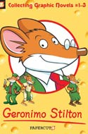 The Geronimo Stilton series (50+) by Geronimo Stilton