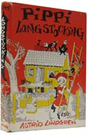 The Pippi Longstocking series (6+) by Astrid Lindgren