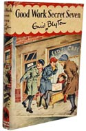 The Secret Seven series (15) by Enid Blyton